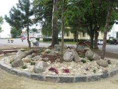 Úprava parku Svetlonoska